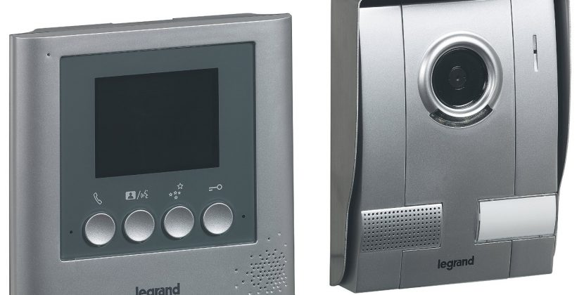 visiophone connecte legrand